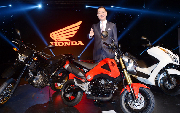 ap honda starts new year with launch of 5 new models strengthening