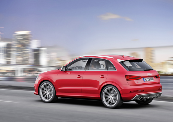 First RS model in the Q series : Audi RS Q3 | komarjohari