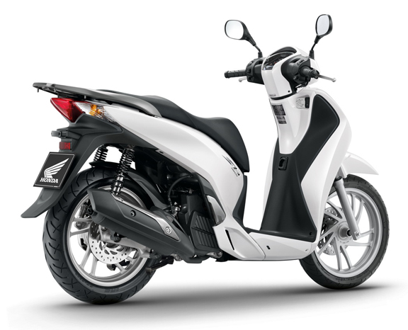 Hello 2017 Honda SH 150i - Scooter Community, Everything about ...