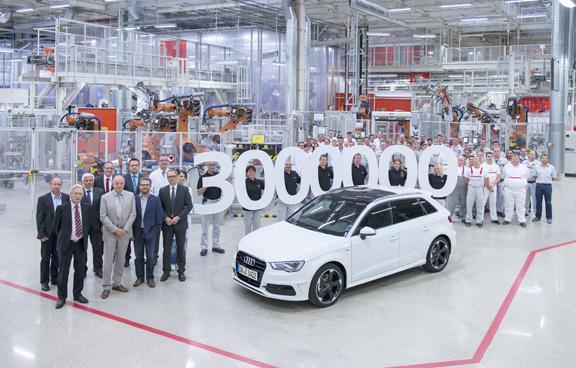Ingolstadt Audi