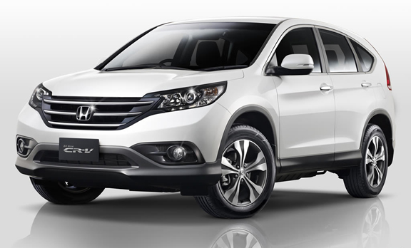 New Honda CR V_small