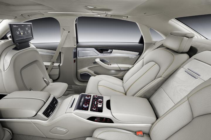 Audi a8 l W12 6.3 Fsi 500 hp Quattro Tiptronic Audi a8 l W12 6.3 Fsi Quattro