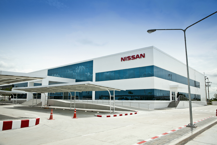 Nissan Opens First Overseas R D Facility In The Asean