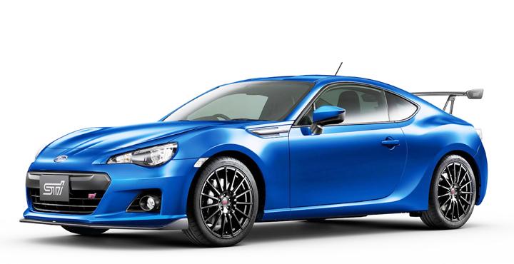 "STI releases the ""Subaru BRZ tS"" in Japan | komarjohari"