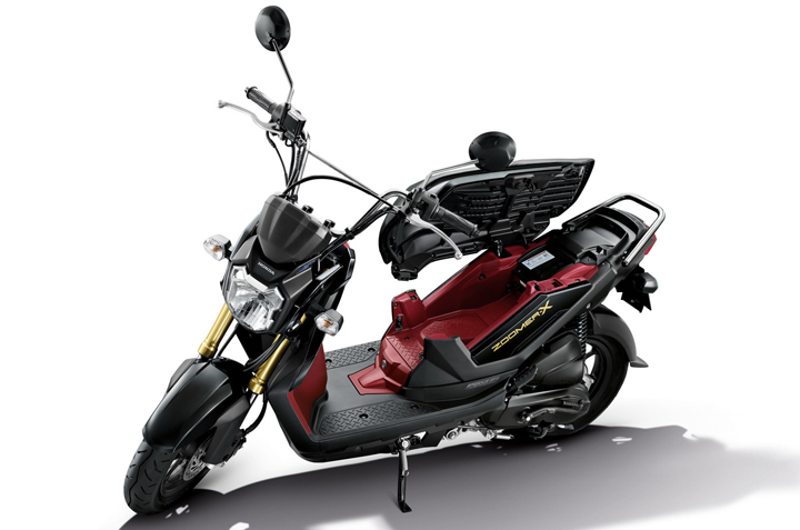 AP Honda unveils new Zoomer-X – the naked AT bike in new ...