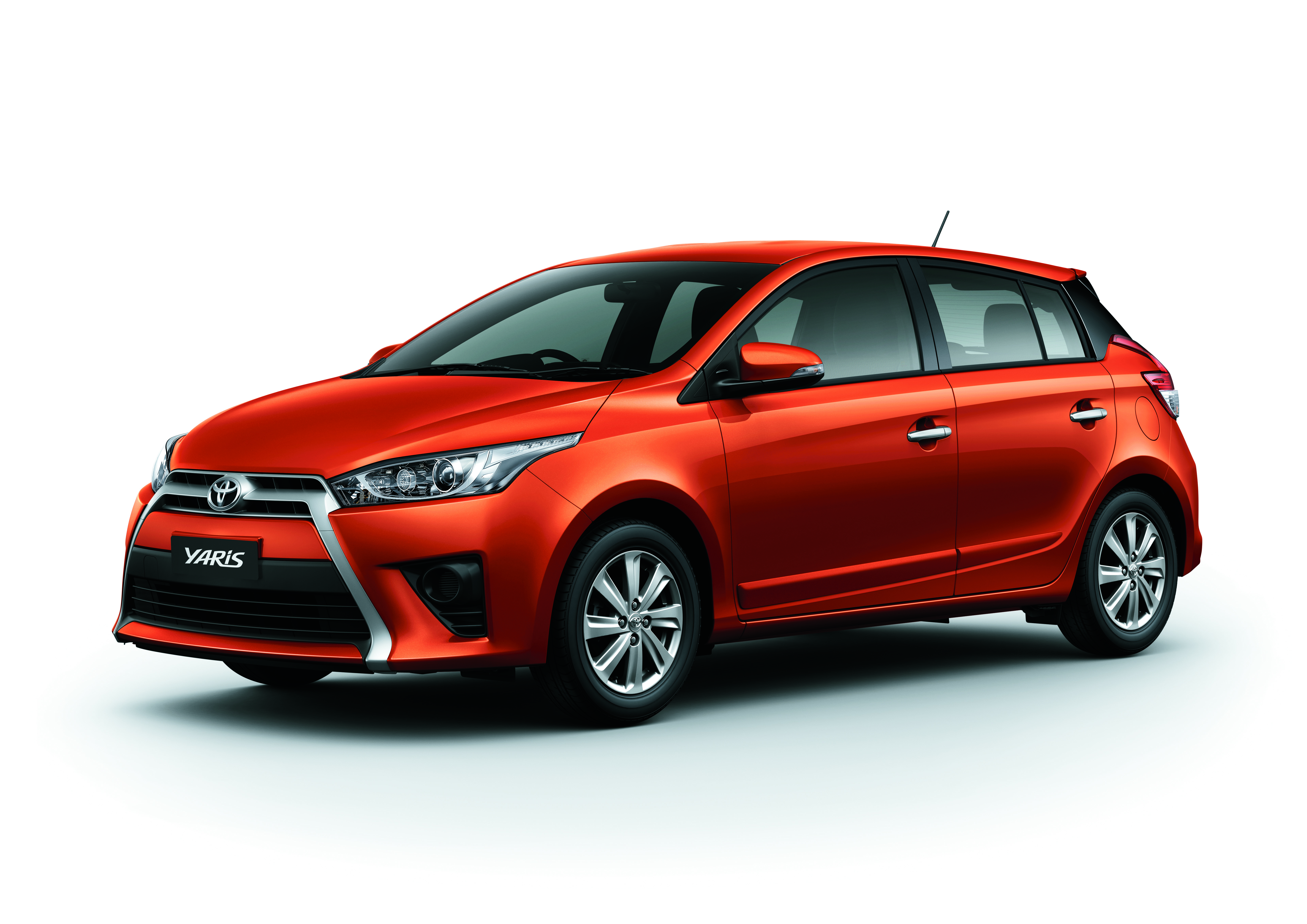 "Toyota Yaris 2013 Hatchback >> Toyota launches its latest sport hatchback ""All-New Yaris… That's Right!"" 