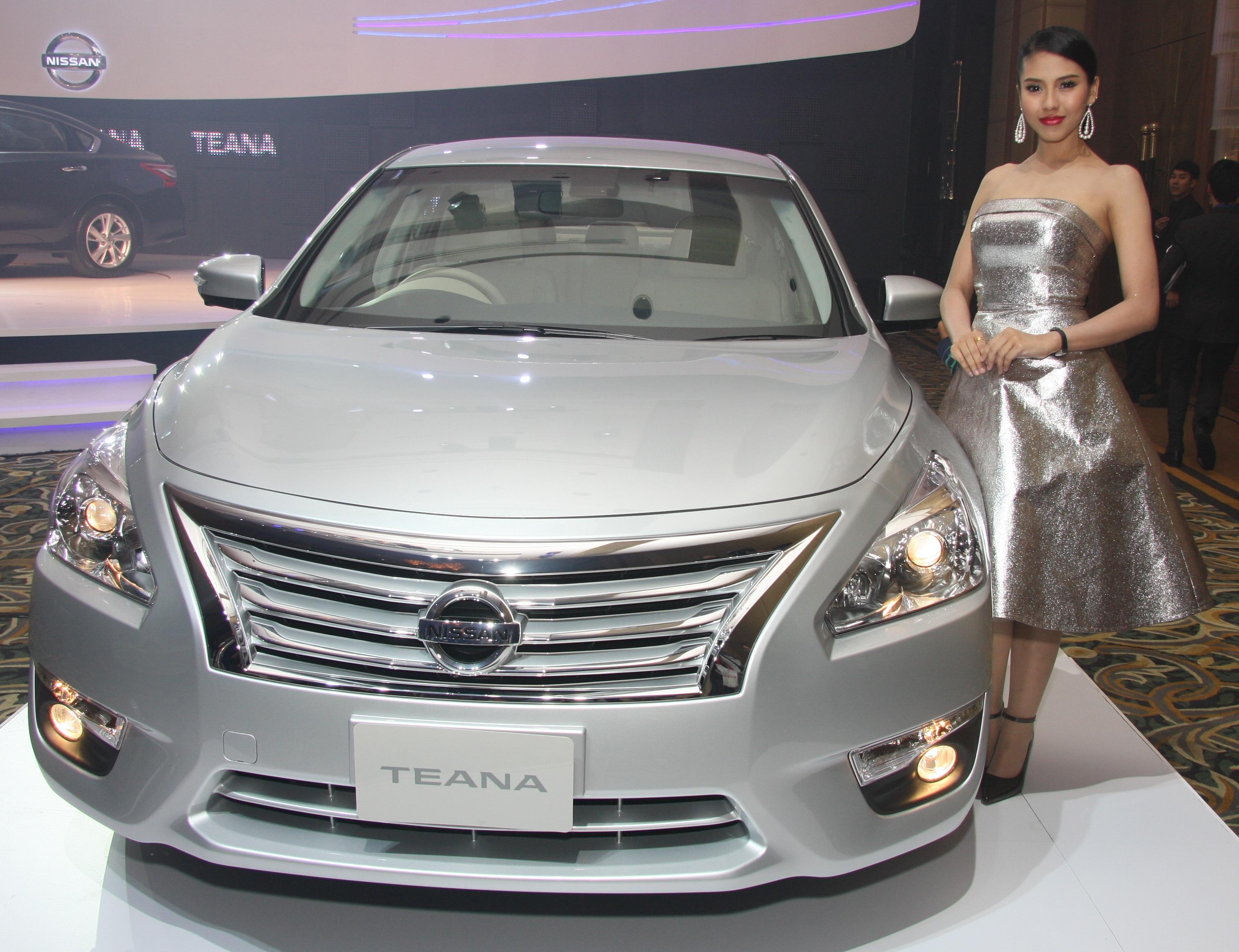 nissan teana luxury 2014