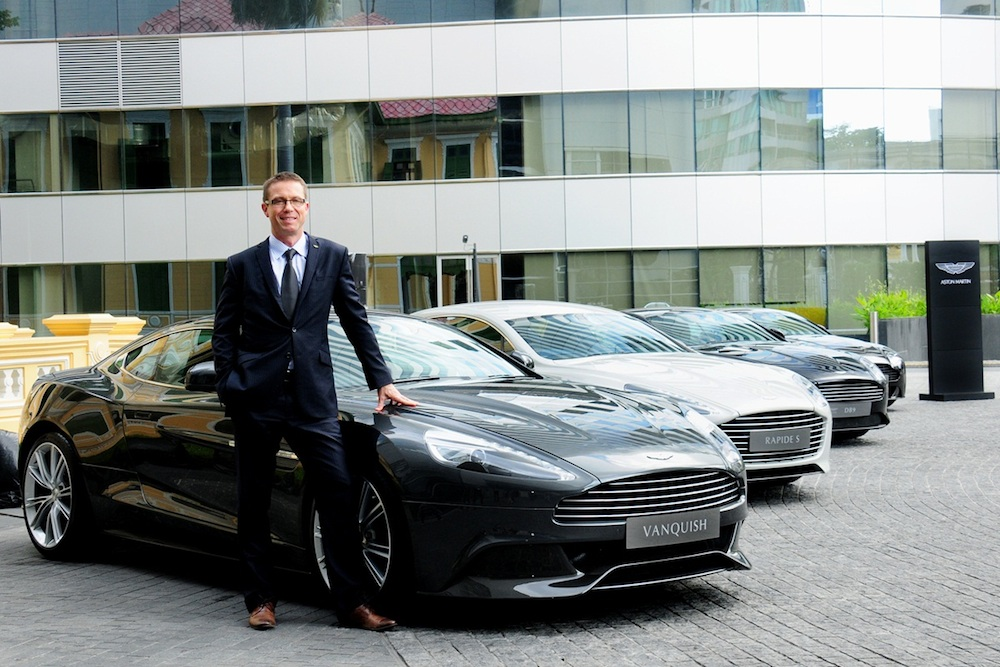 Aston Martin Bangkok Opens Its Doors To Discerning Thai Owners - Aston martin marin
