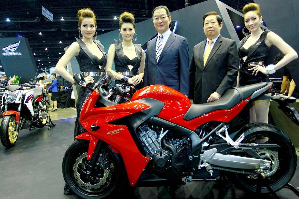 honda big wing to do proactive marketing for big bikes before year