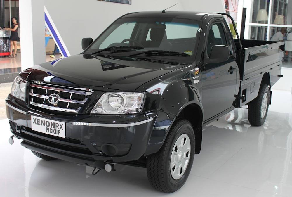 Tata Motors Starts Selling Tata Xenon Pick Up Truck In