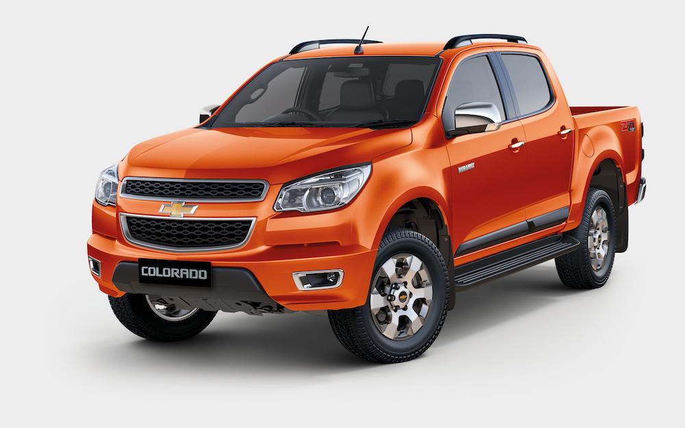 Image Result For Chevrolet Colorado Indonesia