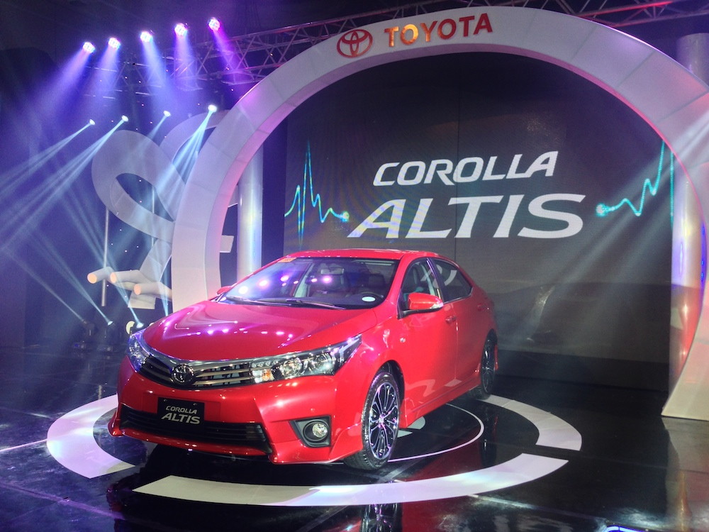 new car launches in january 2014Toyota Motor Philippines brings heartpounding excitement with the