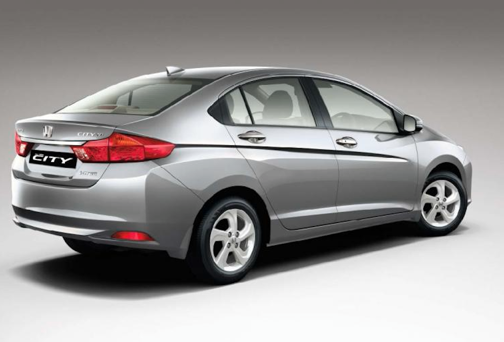Honda Launches The All New 4th Generation Honda City In India