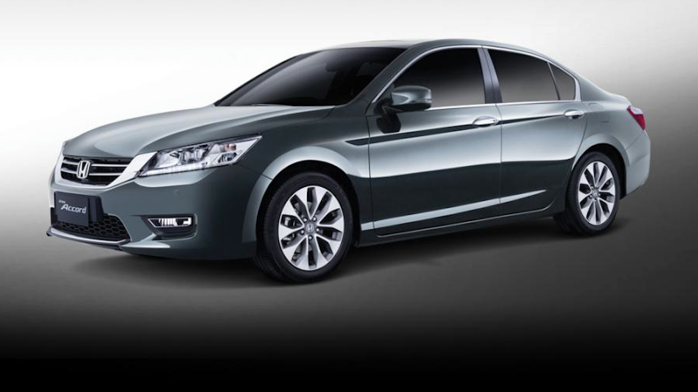 2014 Honda Accord Philippines