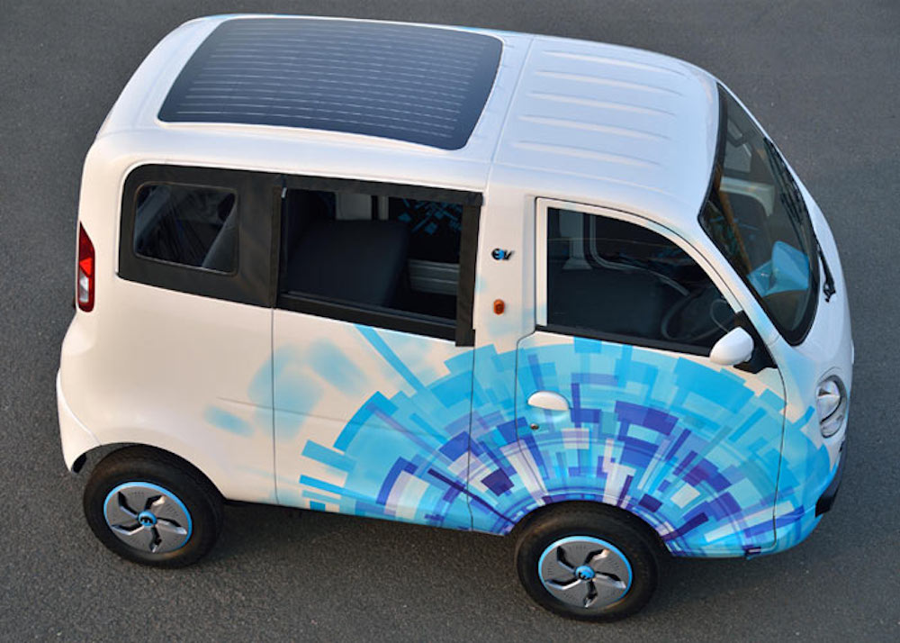 Tata motors showcases 18 exciting new vehicles new for Tata motors electric car
