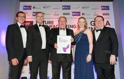 EEF : Partnership with Education Award'