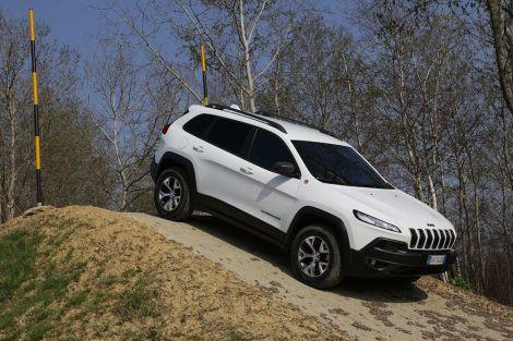 Jeep® Cherokee Trailhawk