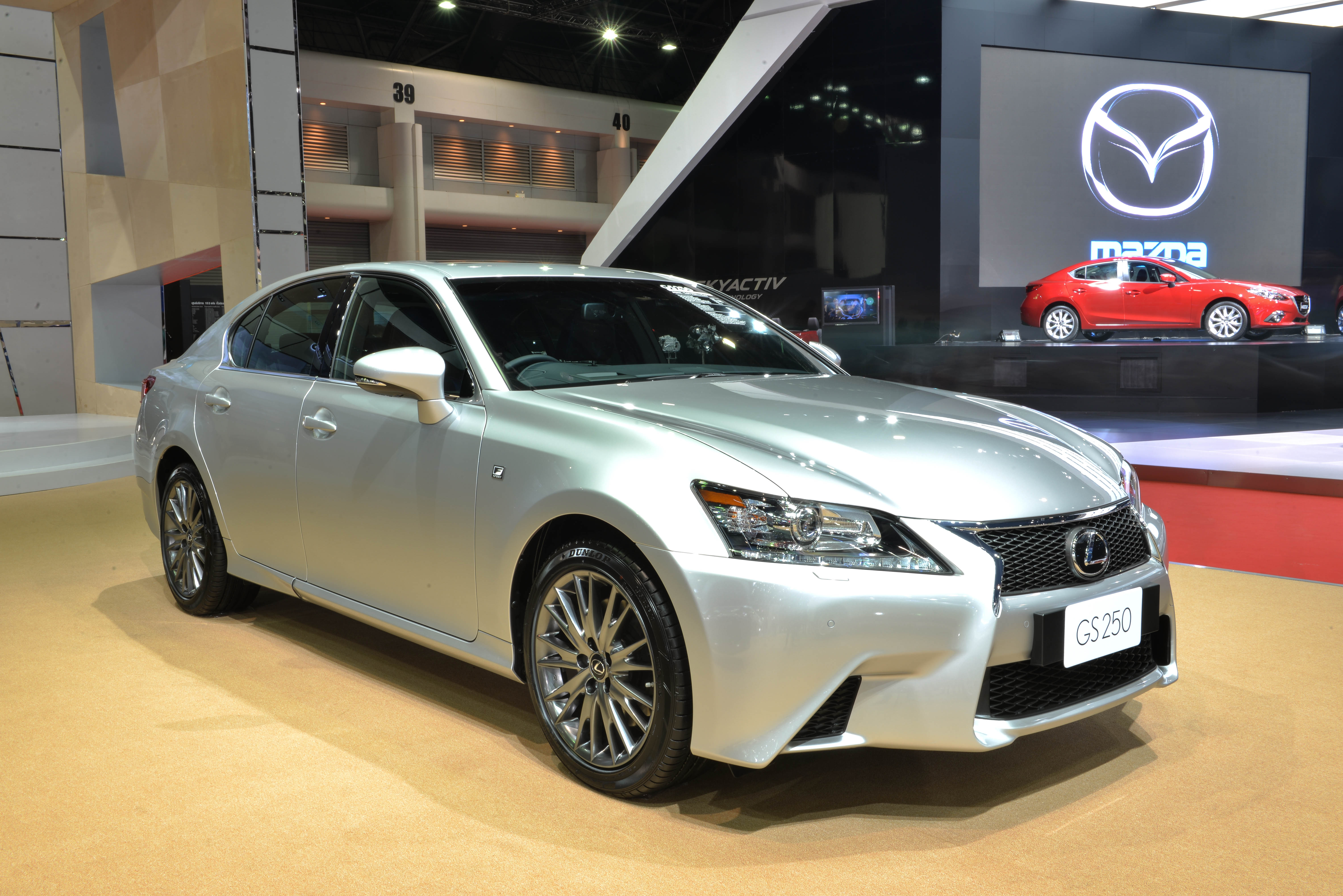"Perfection Honda Service >> Experience the Cutting-edge Technology of the Future of ""L-Finesse"" at Lexus Booth in The 35th ..."