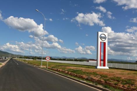 Nissan inaugura complejo automotriz de ,200 MDD en Brasil