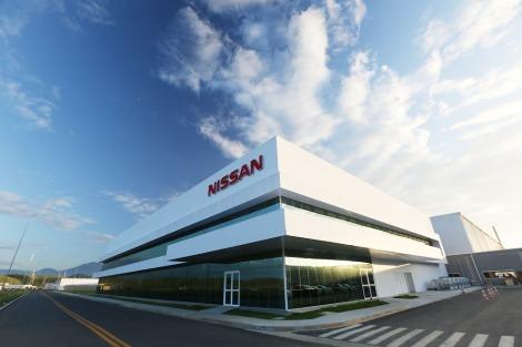 Complexo Industrial da Nissan em Resende (RJ)