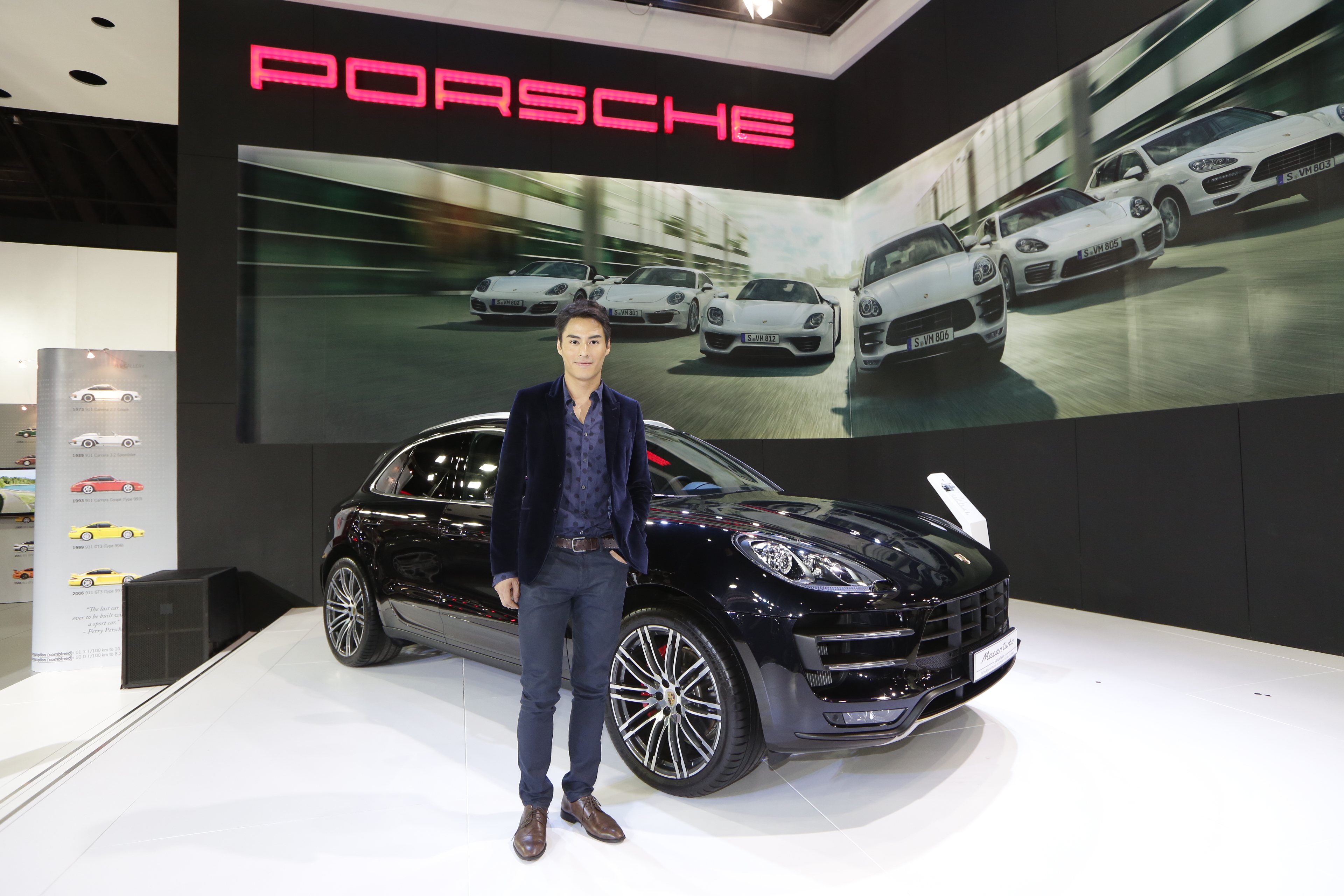 new car launches april 2014Porsche launches The Macan Challenge contest to celebrate the