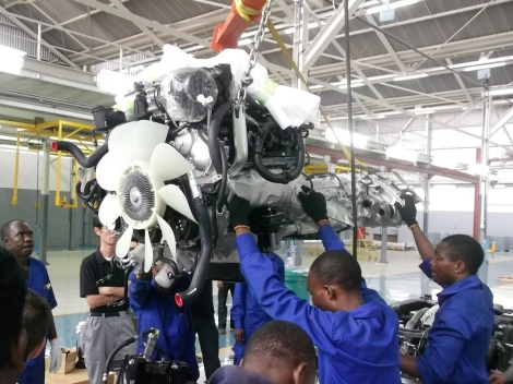 Nissan leads in vehicle assembly after new Nigeria automotive po