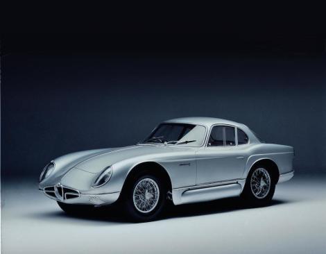 Alfa Romeo 2000 Sportiva - 1954