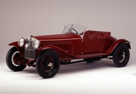 Alfa Romeo 6C 1500 Super Sport - 1928