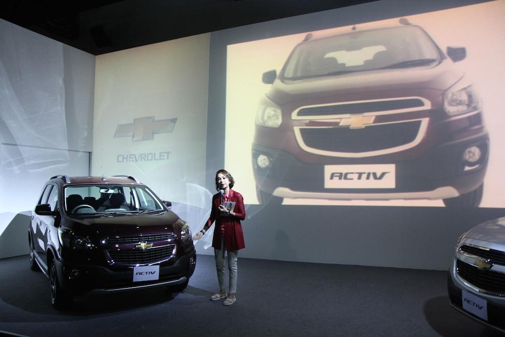 Chevrolet Indonesia Introduces Top Of The Range Spin Komarjohari