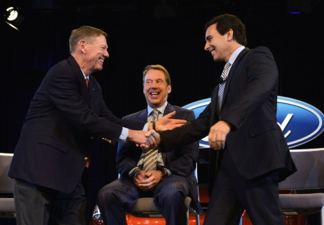 Alan Mulally Retiring July 1; Mark Fields Named President and CEO