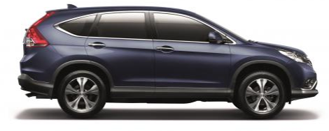 Honda CR-V achieves 5-Star Rating in ASEAN NCAP-01
