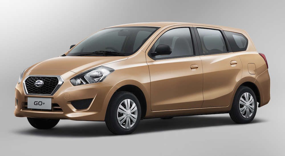 Datsun launches GO+ Panca in Indonesia | komarjohari