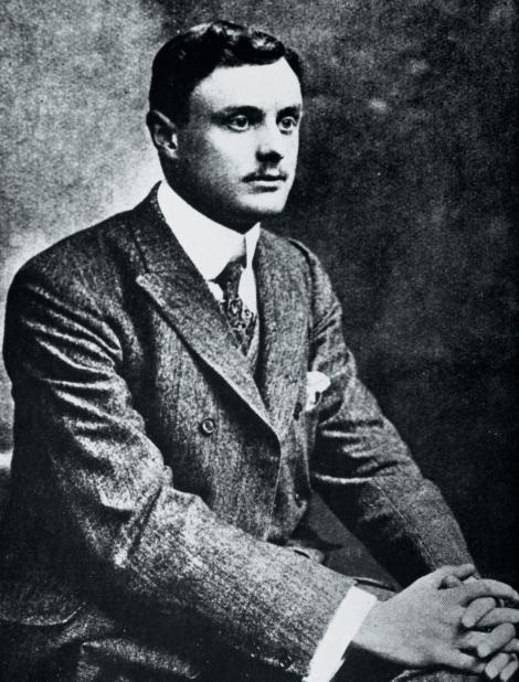 The Honourable Charles Stewart Rolls