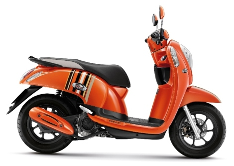 Scoopy12_stayling_Orange_right