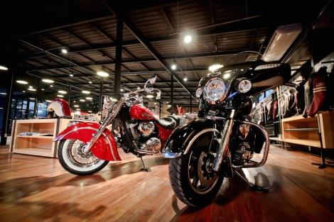 Showroom INDIAN MoTORCYCLE_3