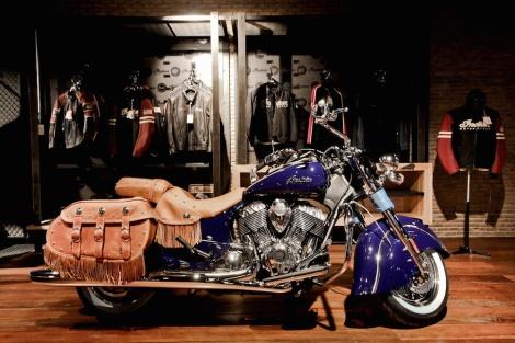 Showroom INDIAN MoTORCYCLE_5