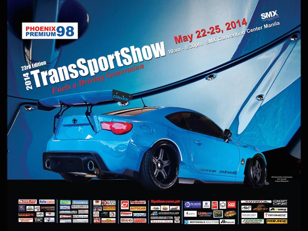 The Rd Phoenix TransSport Show Komarjohari - Car show phoenix convention center