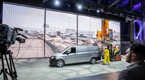 Mercedes-Benz Vito Weltpremiere am 28.07.2014 in Berlin
