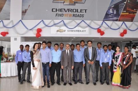 New Dealership Chandrapur