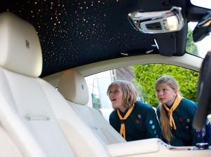 Rolls-Royce celebrates Scout success