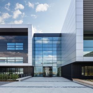 Entwicklungszentrum Weissach