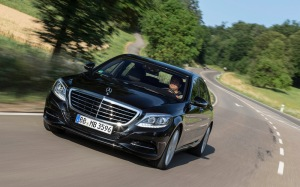 Mercedes-Benz S 500 PLUG-IN HYBRID (W 222)