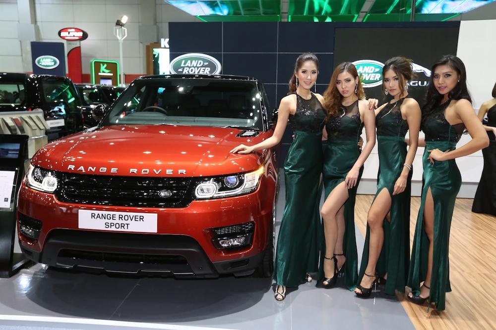 Jaguar Land Rover offers superb warranty and finance for BIG Motor