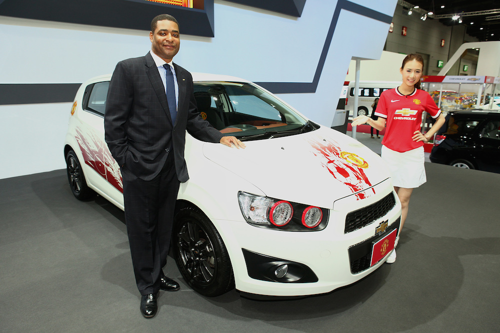 new car releases august 2014Chevrolet kicks off new football season with Sonic Manchester