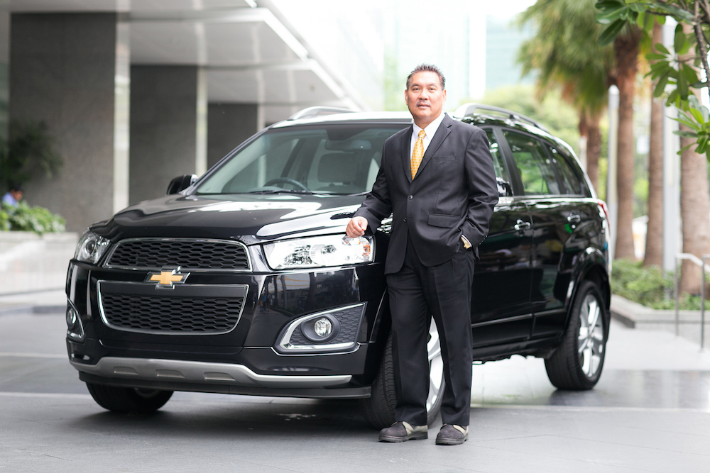 chevrolet thailand introduces new customer care director komarjohari. Cars Review. Best American Auto & Cars Review