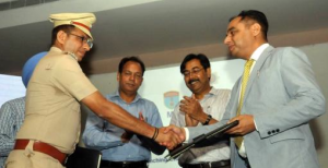 Honda signs MoU with Chandigarh Traffic Police for Road Safety Promotion_2