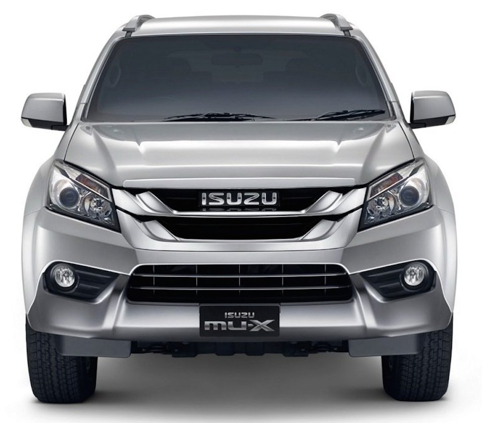 Isuzu mu-X officially launched in Indonesia