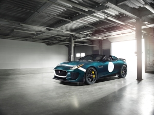 The Jaguar F-TYPE Project 7 To Be Built At Oxford Road