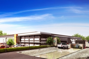 Jaguar Land Rover announces that it has chosen Prologis Park, Ryton, near Coventry for the company's investment in its Special Vehicle Operations Technical Centre.