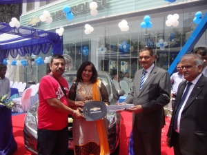 New dealership Delhi 2